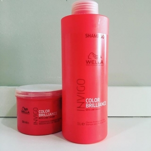 Hidratação  Wella Color  Brilliance